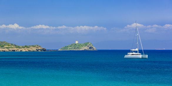 Пула, остров Сан-Макарио. Фото Алессандро Аддис.
