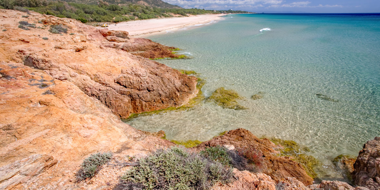 Пула, пляж Санта-Маргерита в Пуле. Фото Алессандро Аддиса.