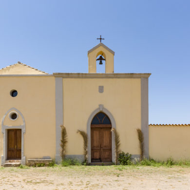 Pula, chiesa di San Raimondo. Foto di Alessandro Addis.