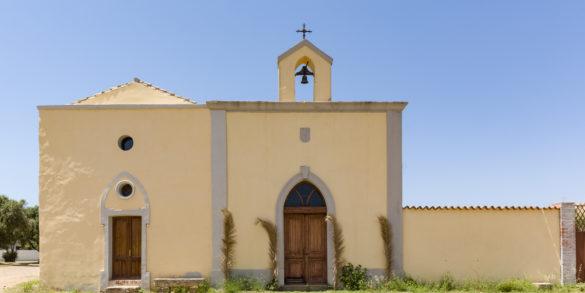 Pula, church of San Raimondo. Photo by Alessandro Addis.