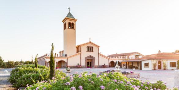 Pula, église de la Madonna della Consolazione. Photo par Alessandro Addis.