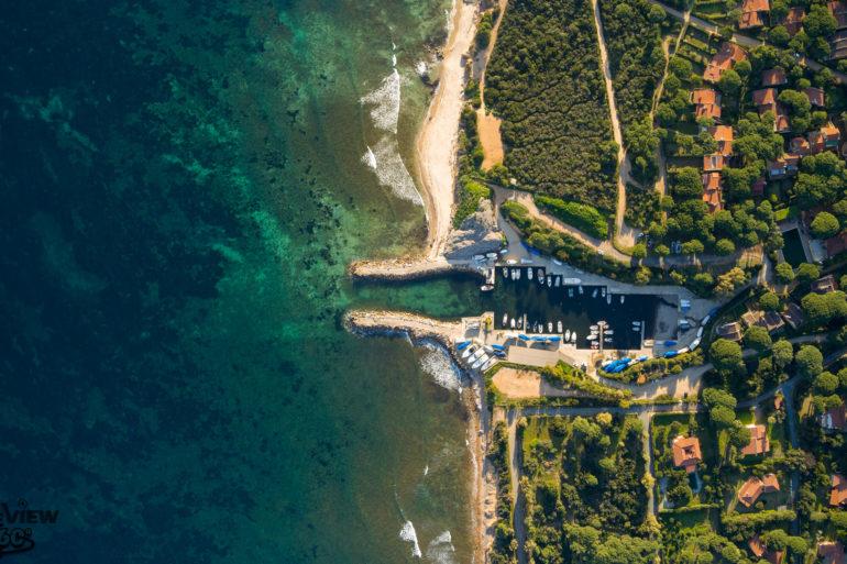 Pula, porto di Cala Verde. Foto di Manuel Aramu Murru.